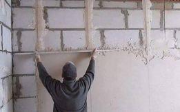 Штукатурка шпаклевока стен