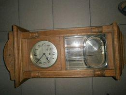 Zegary wiszący , ścienny , kwadransowy z kurantami , sprawny