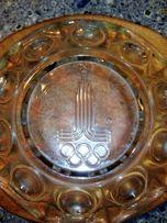 Пепельница с олимпийской символикой 600 р
