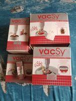 ЦЕНА ЗА 5 позиций .Вакуумная посуда Vacsy фирмы цептер