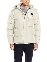 мужская куртка зимняя мужской пуховик us polo assn зима XL