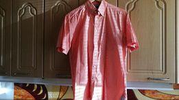 oryginalna koszula tommy hilfiger z krótkim rękawem