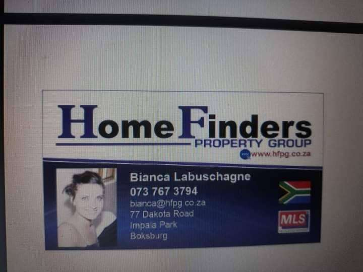 Properties Wanted East Rand