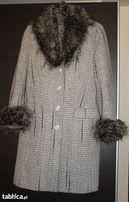 Płaszcz damski - rozmiar 42