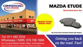 Brake Pads For Mazda Etude For Sale.