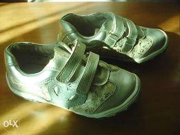 Детские кожаные ботинки Tomm