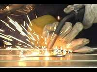 Image of Boilermaking training and artisan course arc welding argon co2 welding