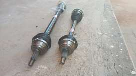 GENUINE AND BRAND NEW AND COMPLETE VW DRIVE-SHAFT.
