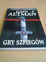 """John Altman - """"Gry szpiegów"""" nowa"""