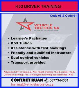 Driving school / Driver training