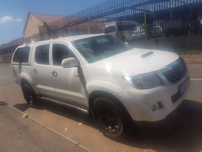TOYOTA Hilux 3.0/D4D/125000KM/ AFFORDABLE PRICE 0
