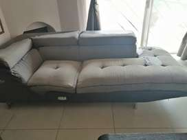 Corner couch sofa second hand