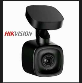 Dashcam Artificial Intelligence Hikvision Full HD WiFi with GPS Logger