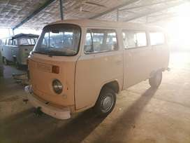 Vw Kombi Baywindow bus