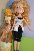 Lalka Barbie Modna + lalka roszponka w butelce