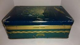 Прибалтийская коробка из под конфет. СССР