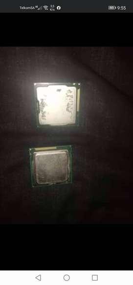 Two i3 processors for sale