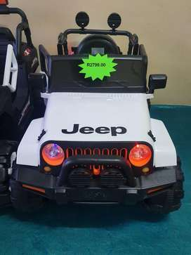 Awesome Small kids Jeep's