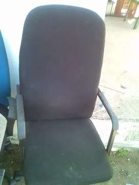 Fairly used chair