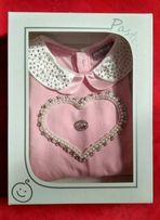 Блузка, кофточка (рубашка) на 12 месяцев