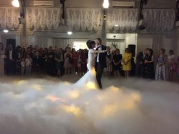 Важкий дим на перший танець, Тяжелый дым, Холодні фонтани, Чернівці