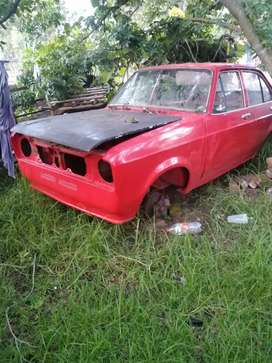 Ford escort body to swop for big weel pit bike