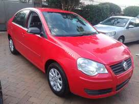 2008 polo classic 1.6 manual immaculate condition for sale