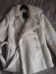 Женская дубленка куртка..весна-осень