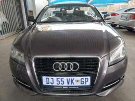 Audi A3 1.8T Covertiable