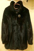 Норковая шуба Из Европы. Размер 40-44. В отличном состоянии.