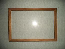 Рамка НОВАЯ деревянная для фото, рисунка