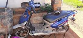 Pgo scooter now stripping for spares motor sold wit papers and exhaust