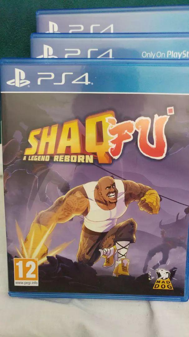 Shaq Fu PS4 0