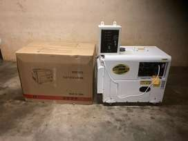 7KVA silent diesel Generator with Auto Start unit