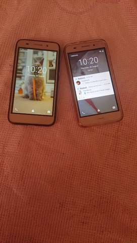 2x HUAWEI Y3 phones in excellent condition for R1500