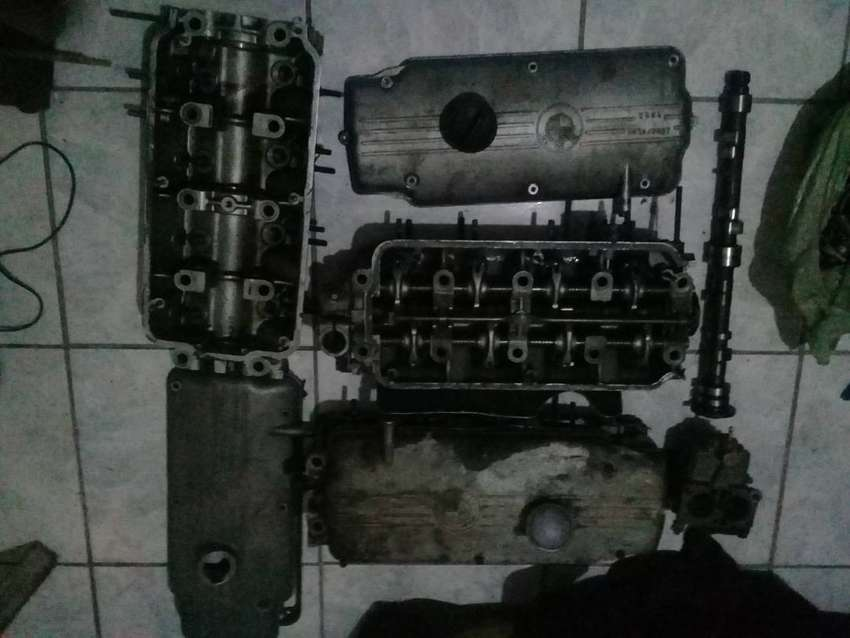 M10 parts. Cylinder head. Sub assembly. 363dcd weber carb 0