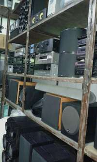 Image of Amplifiers,Speakers and Active Subwoofers.From R499.Contact me.