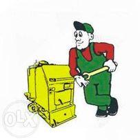 Ремонт обслуживание, чистка газовых котлов Кропивницкий