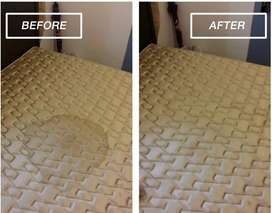 Mattress and base set Deep Cleaning