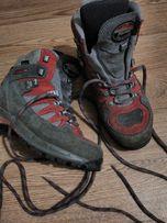 Трекинговые демисезонные ботинки Meindl (AIR,Gore-Tex, Vibram)
