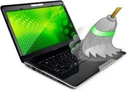 Очистка и ремонт ноутбуков.