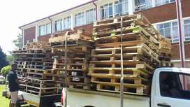 wooden pallets for all purpose we deliver