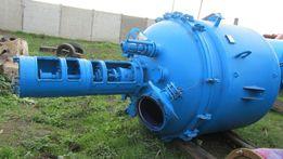 Реактор эмалированный 4м3. Емкость нержавейка 20м3. и 50м3.