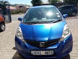 Honda Jazz 1.6 Engine capacity