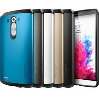 Чехол Spigen Slim Armor Tough для Samsung Note 2 3 4 5 LG G3 G4 G5 V10