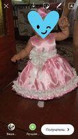 Продаю бальное детское платье.