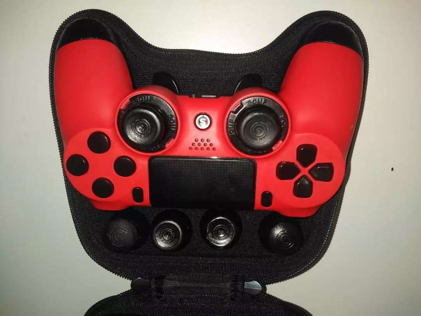 Ps4 infinity pro scuff controller