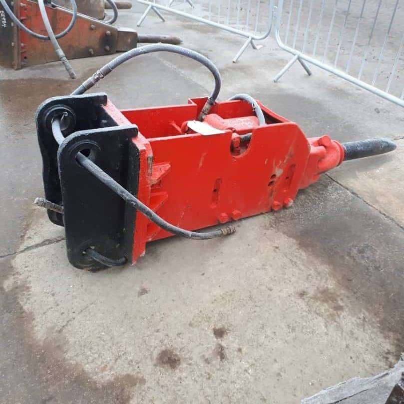 VARIOUS SIZES OF HAMMER or ROCK BREAKER for sale 0