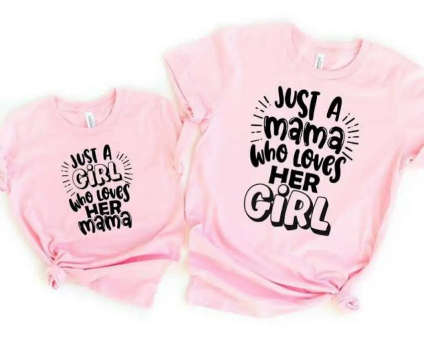 Personalised t shirts and gifts