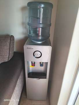 Sunbeam cold and hot water dispenser